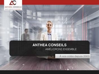 Présentation générale d'Anthéa Conseils
